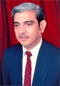 Mr. Inayat Ullah Barkat Bhai