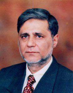 Mr. Masood Pervez