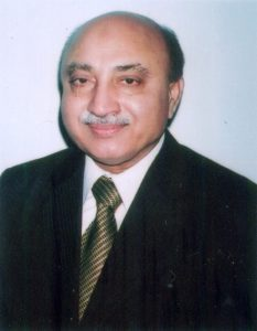 Mr. Shafique Ahmed Qureshi